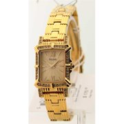 Women's PEGD40 Swarovski Crystal Collection Gold-Tone Watch