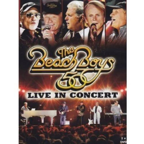 Beach Boys 50-Live in Concert by Import