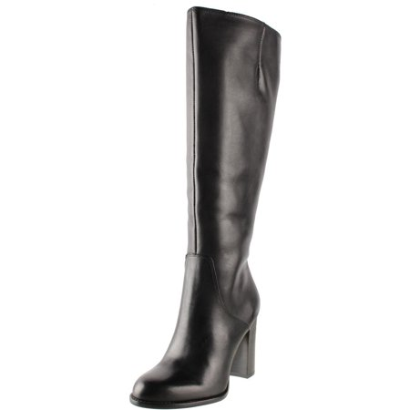 9d8f4c611a718 Sam Edelman - Sam Edelman Womens Regina 2 Wide Calf Leather Knee-High Boots  - Walmart.com
