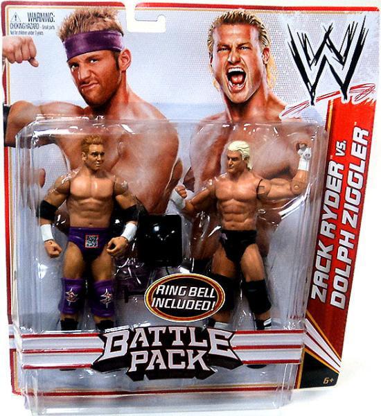 WWE Series 18 Action Figures 2pk, #3