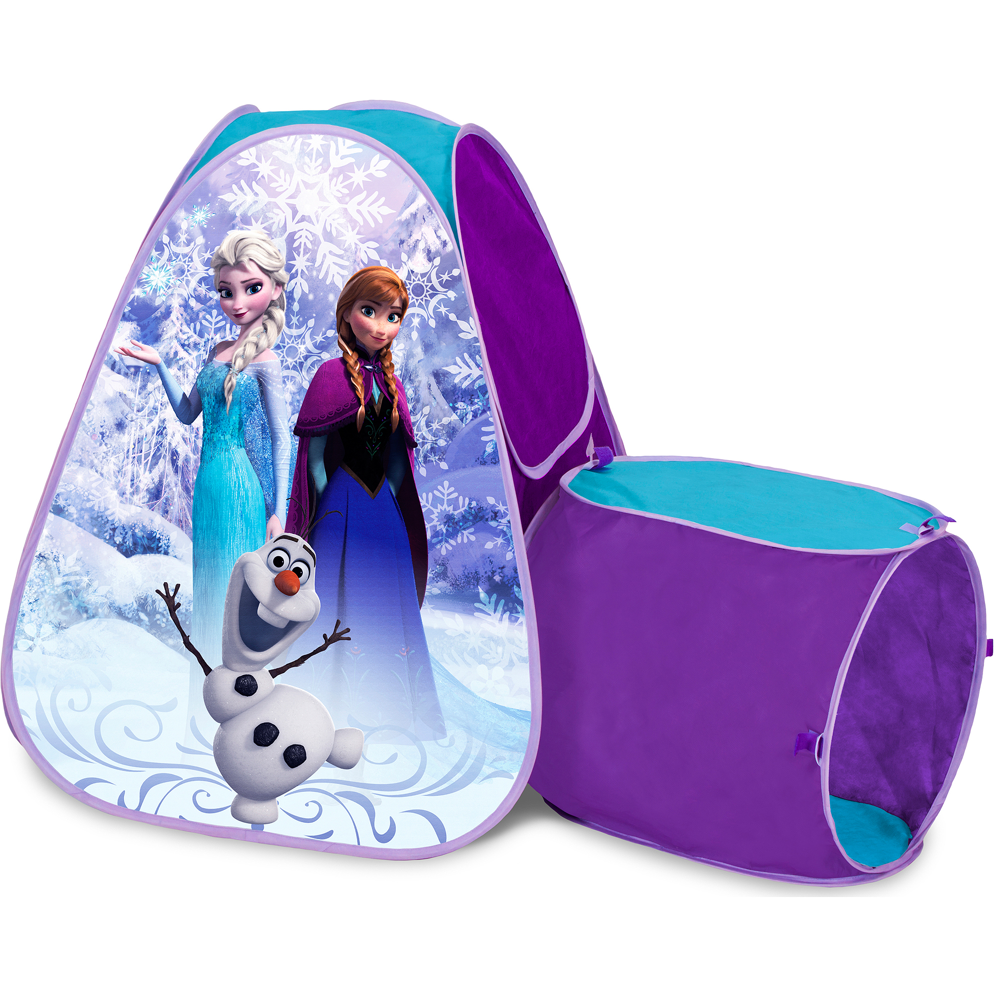 sc 1 st  Walmart & Disney Frozen Hide About Play Tent - Walmart.com