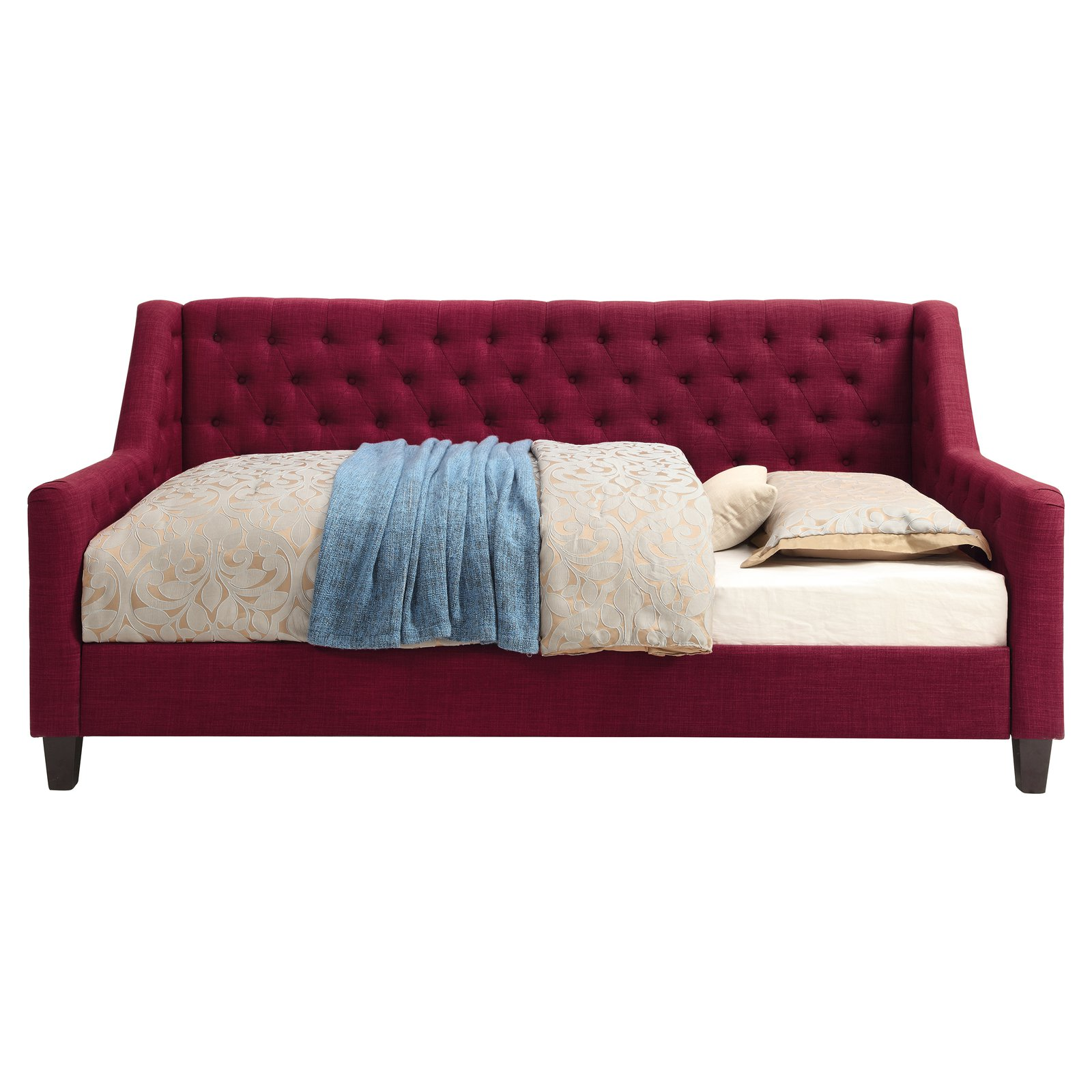Rosevera Milagros Twin Size Tufted Daybed