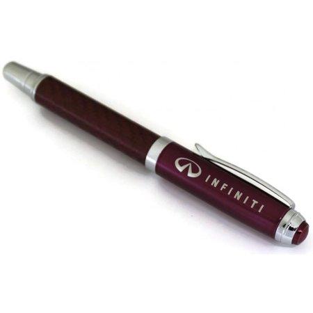 Infiniti Pink Carbon Fiber Laser Etched Pen