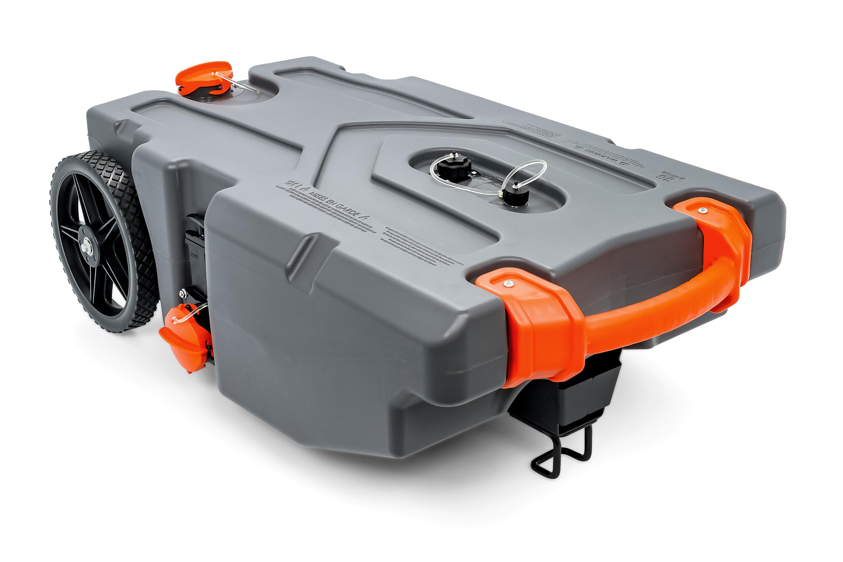 Camco 36-Gallon Rhino Portable RV Waste Holding Tank