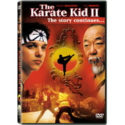 The Karate Kid Part II by COLUMBIA TRISTAR HOME VIDEO