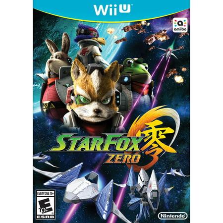 Star Fox Zero - Pre-Owned (Wii U)