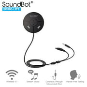 SOUNDBOT SB360 LITE BLUETOOTH WIRELESS 4.0 CAR KIT