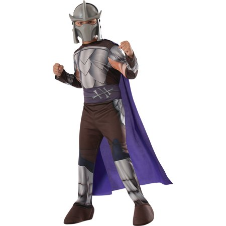 Child Kids Boys Teenage Mutant Ninja Turtles Shredder - Shredder Costumes