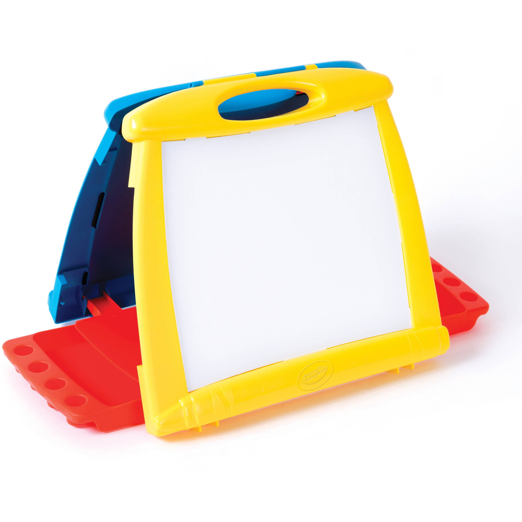 step2 jumbo art easel extra large whiteboard and chalkboard