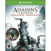Assassin's Creed III Remastered, Ubisoft, Xbox One, 887256039394
