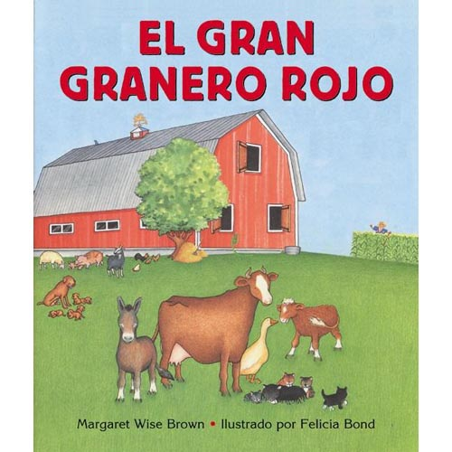 El gran granero rojo / Big Red Barn