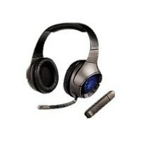 Creative Sound Blaster World of Warcraft Wireless Headset - Headset - full size - wireless -
