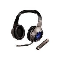 Creative Sound Blaster World of Warcraft Wireless Headset - Headset - full size - wireless - radio