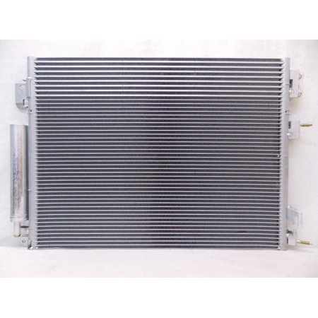 3948 NEW A/C AC CONDENSER FOR DODGE CHRYSLER FITS CHARGER (Chrysler A/c Condenser)