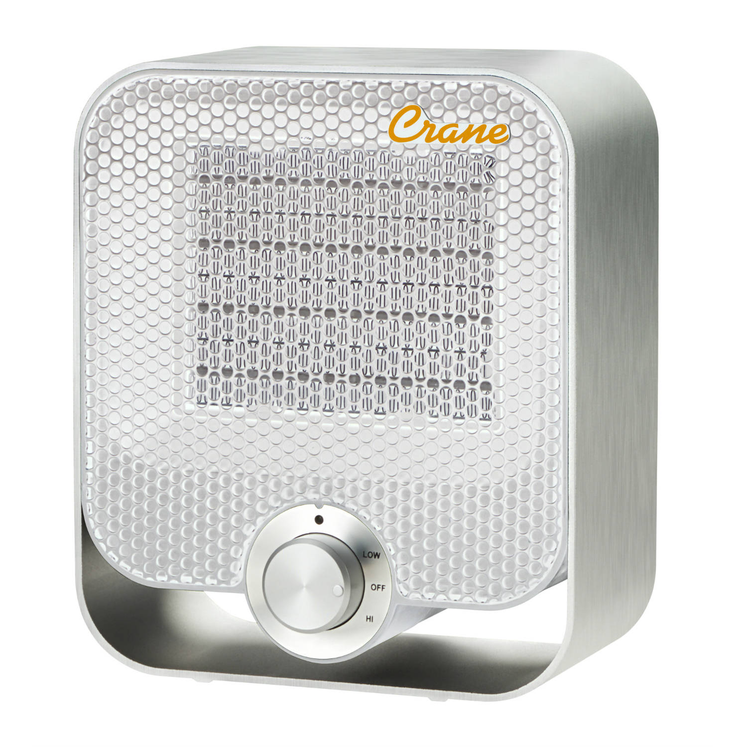 Crane Ceramic Personal Heater - White