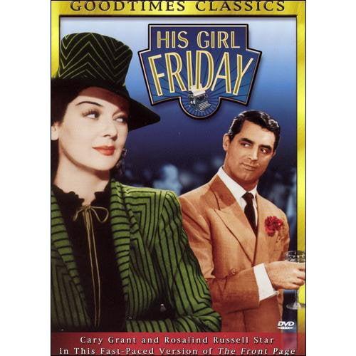 His Girl Friday (Full Frame)