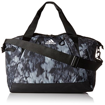 adidas Women's Studio II Duffel Bag, One Size, Equinox Grey/Black/White - image 1 of 1
