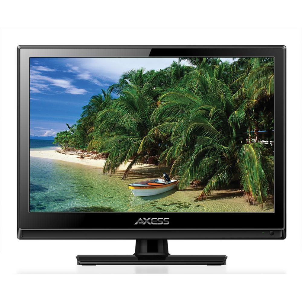 "Axess 13.3"" High-Definition LED TV"