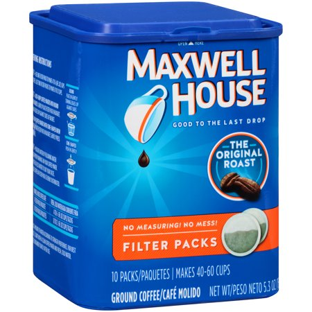 how to make perfect maxwell house coffee