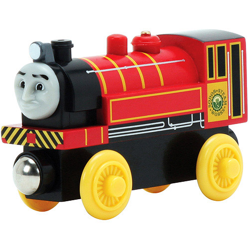 Learning Curve - Thomas Wooden Railway - Victor