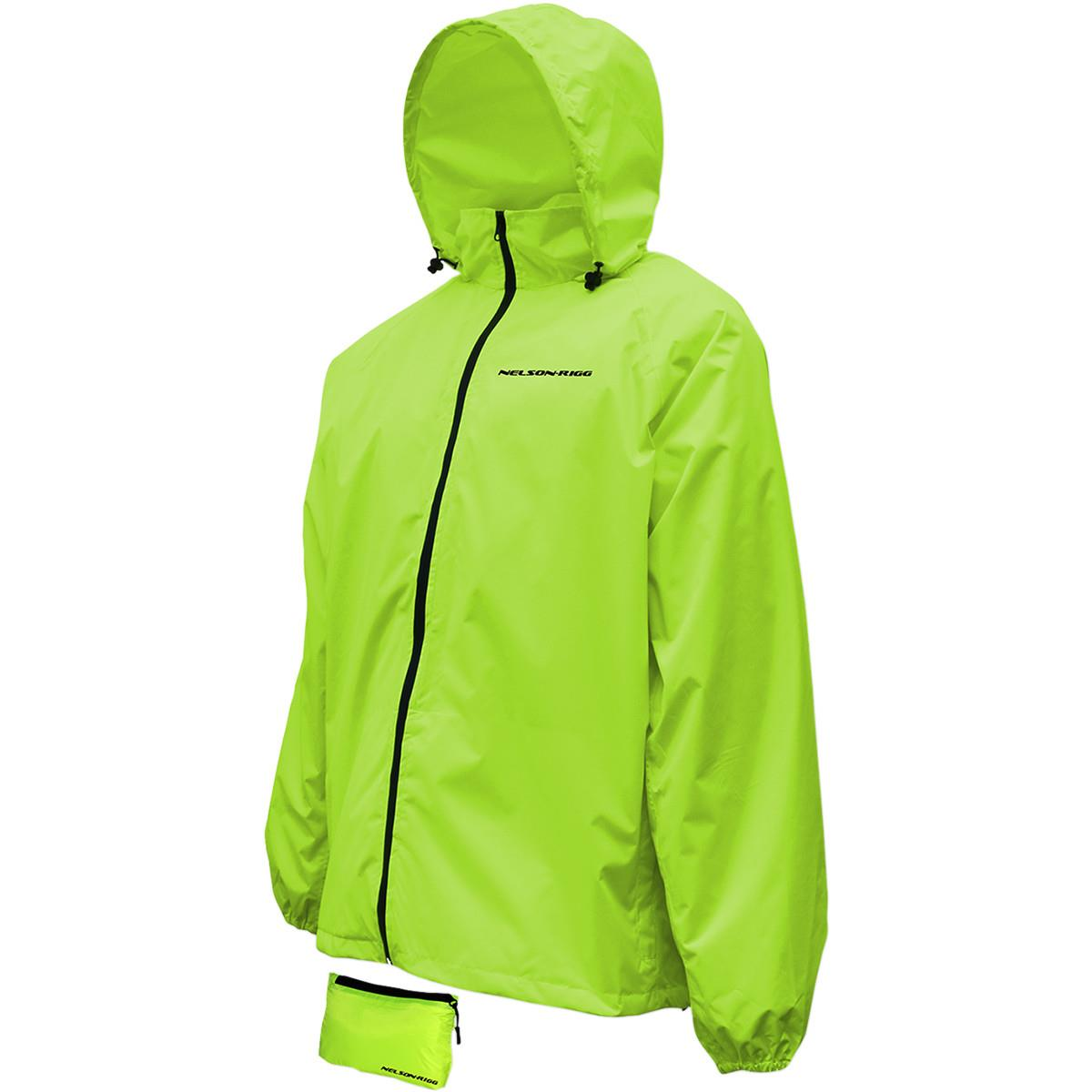 Nelson-Rigg Compact Pack Jacket