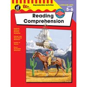 Reading Comprehension, Grades 5 - 6