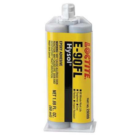 Loctite 29309 Epoxy Epoxy Adhesive, Hysol E-90FL