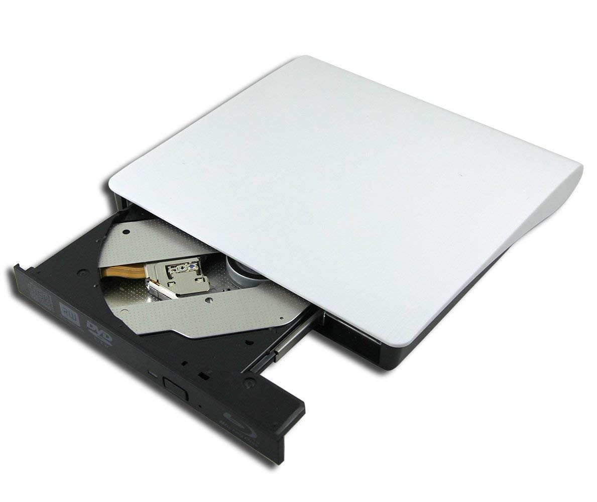 New 3D Blu-ray DVD Movies Player Portable External USB 3 0 Optical Drive  for Dell Inspiron 15 5000 Series 5559 5558 5566 5577