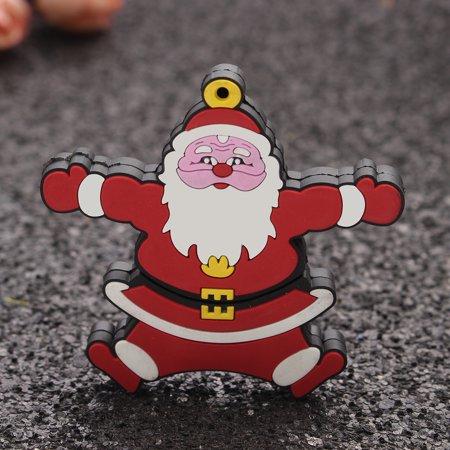 1GB Santa Claus USB2.0 Flash Drive Memory Stick Christmas Gifts (Christmas Flash Drive)