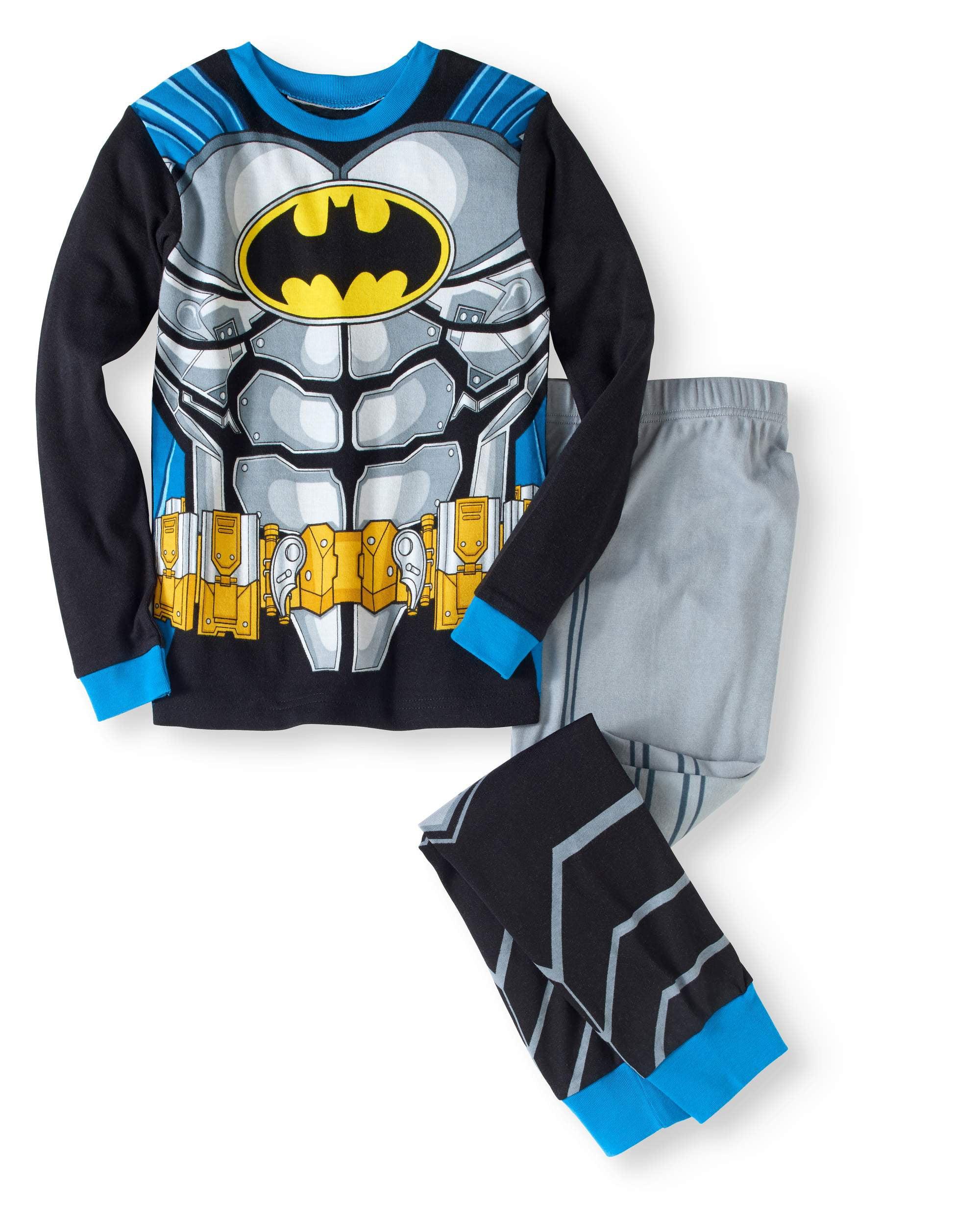 Boy's Batman 2 Piece Pajama Sleep Set (Big Boys & Little Boys) by Generic