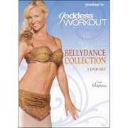The Goddess Workout: Bellydance Collection (Full Frame)