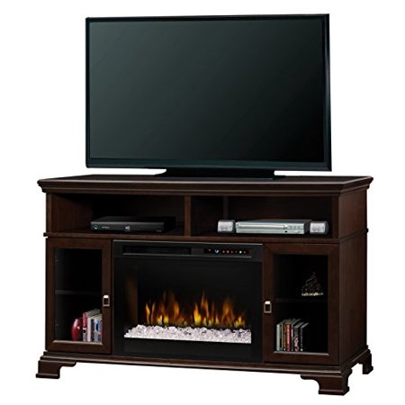 Dimplex brookings media console electric fireplace with - Going to bed with embers in fireplace ...