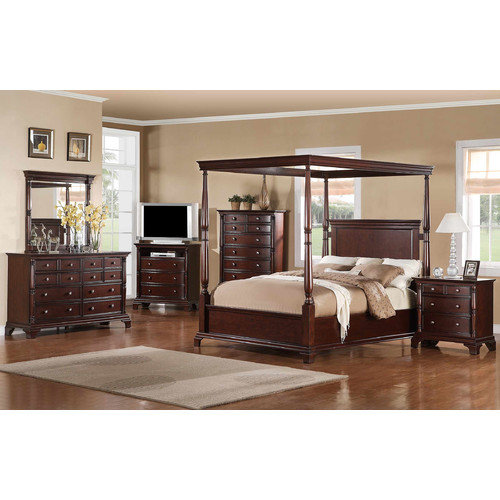 Winners Only, Inc. Ridgecrest Panel Customizable Bedroom Set