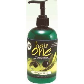 Hair One Cleansing Conditioner with Cucumber Aloe for Normal hair 12 oz. (Pack of 3)