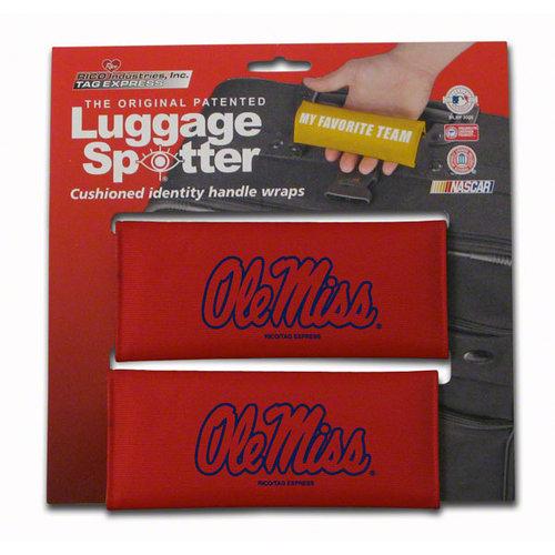 NCAA - Mississippi Rebels Luggage Spotter 2-Pack