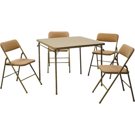 COSCO 5-Piece Table and Chair Set ()