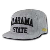 NCAA ASU Alabama State University Hornets Game Day Fitted Caps Hats