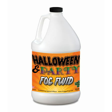 - Halloween and Party Fog Fluid - 1 Gallon