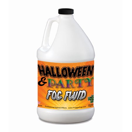 Halloween and Party Fog Fluid - 1 Gallon