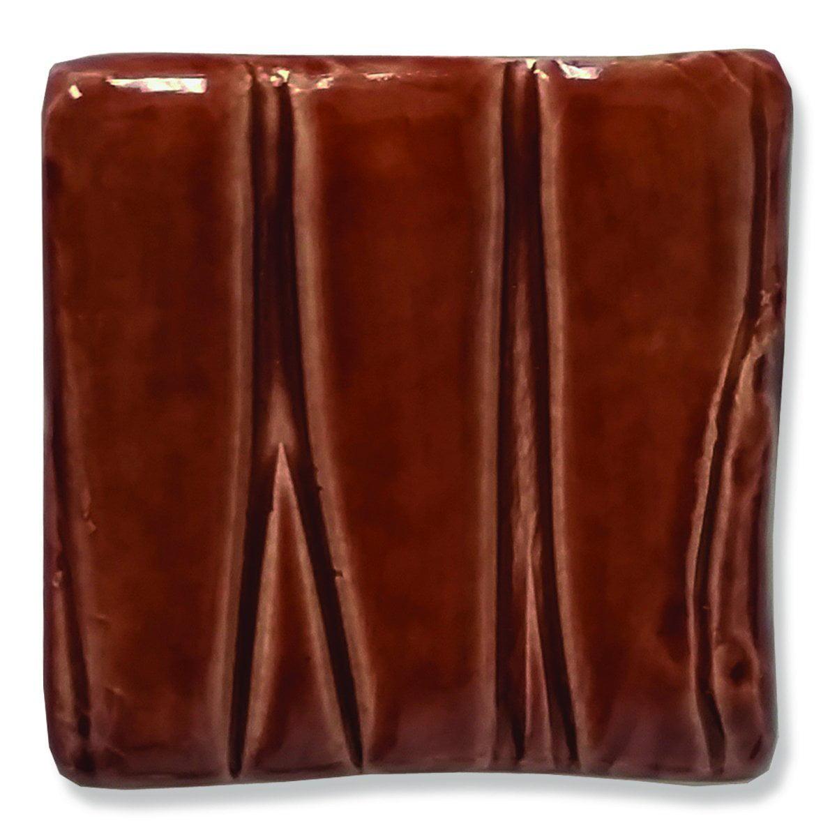 Speedball Art 16 oz. (pint) Earthenware Glaze--Brown