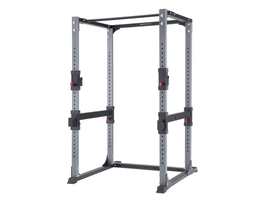 BodyCraft F430 Power Rack, Squat Rack, With Dip Attachment by BodyCraft