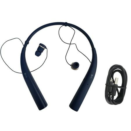LG Tone Pro HBS-780 OEM Wireless Bluetooth Neckband Headphones Black -