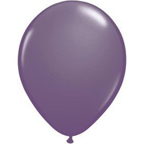 """5"""" Round -100ct - Purple Violet"""