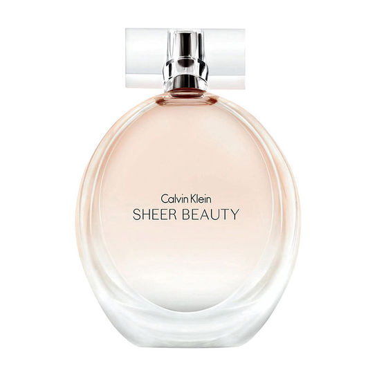 Calvin Klein Sheer Beauty Eau De Toilette Spray for Women 3.4 oz