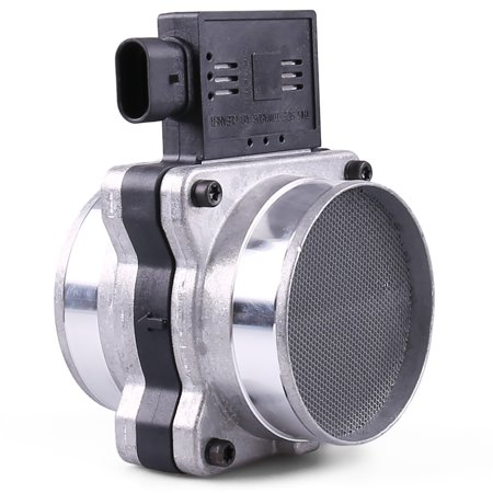 (MAF Mass Air Flow Sensor for Buick Chevy GMC Oldsmobile Pontiac Isuzu by LotFancy, OEM Fit 25008207)