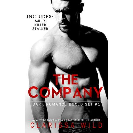 The Company - Dark Romance Boxed Set #1 (Includes: Mr. X, Killer, Stalker) - eBook ()