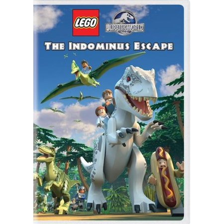 Lego  Lego Jurassic World  The Indominus Escape  Other