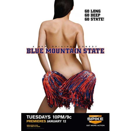 Blue Mountain State (1976) 11x17 TV Poster