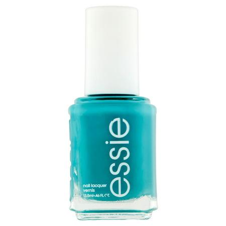 essie couleur des ongles bleus