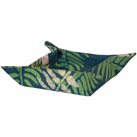 Jungle Basket - Velcro Basket - Green Jungle - Global Mamas (T)